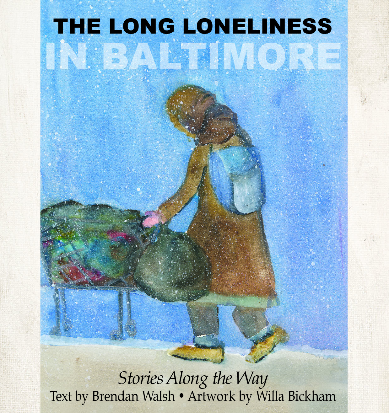 The Long Loneliness in Baltimore   Apprentice House Press / Loyola ...