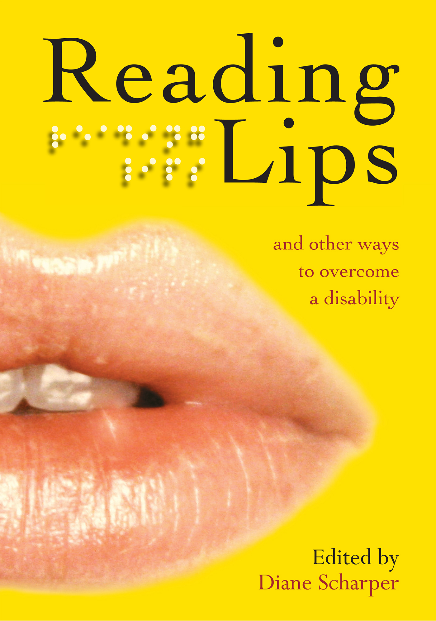 overcoming disabilities essays